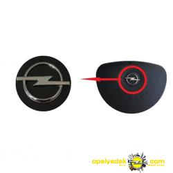 Opel Corsa C Airbag Kapağı Amblemi