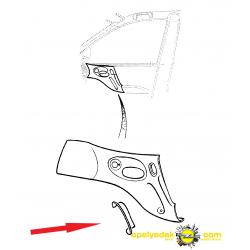Opel Vectra B Ön Sağ Kapı Tutamak Plastiği