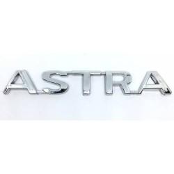 Opel Astra G Bagaj Yazısı