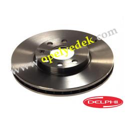 Opel Astra G Ön Fren Disk Takımı DELPHİ