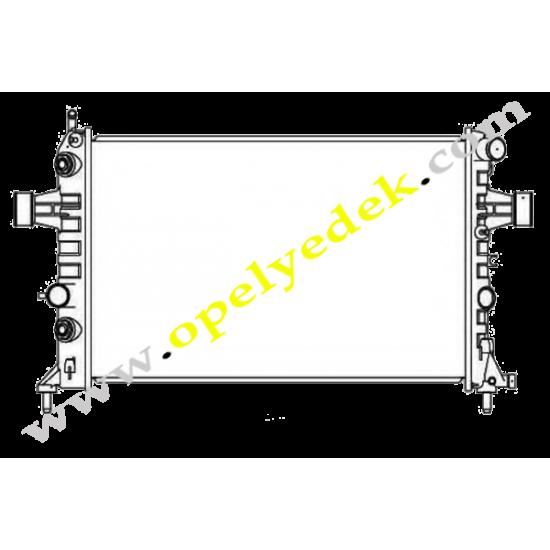 Opel Astra G 1.4 1.6 Su Radyatörü Otomatik Vites