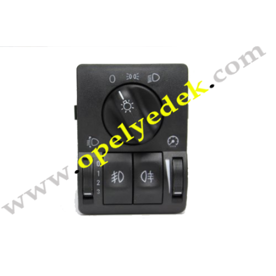 Opel Astra G Far Anahtarı Sisli