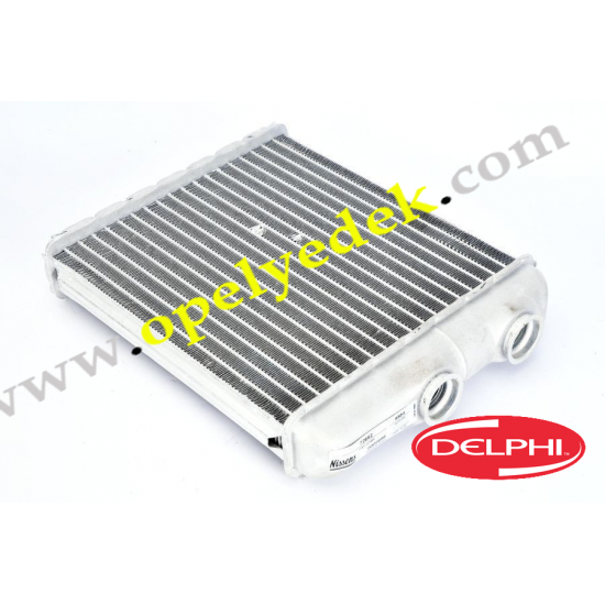 Opel Astra G Kalorifer Radyatörü Delphi Tip