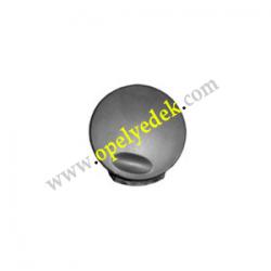 Opel Astra H Ön Tampon Çeki Demir Kapağı (SİYAH)