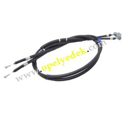 Opel Astra H El Fren Teli 1643+1675 mm Diskli Fren CAVO MARKA