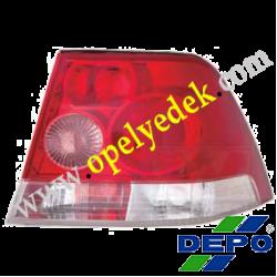 Opel Astra H Sedan Sağ Arka Stop Lambası DEPO