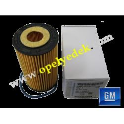 Opel Astra J 1.6 (B16DTH) Dizel Yağ Filtresi Orjinal OEM