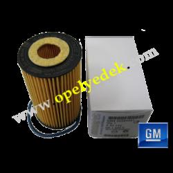 Opel Astra K 1.6 Dizel Yağ Filtresi Orjinal GM