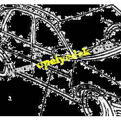 Opel Corsa B Sağ Ön Kapı Çıtası