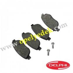 Opel Corsa D 1.3 Dizel Ön Fren Balatası