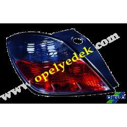 Opel Astra H Sol Stop Füme