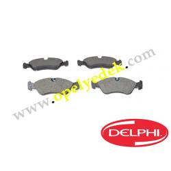 Opel Vectra A 1.8-2.0 Ön Fren Balatası
