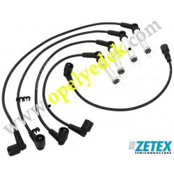 Opel Vectra A 1.8 -2.0 93 Modelden Sonra Buji Kablo Seti ZETEX