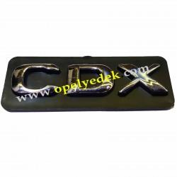 Opel Vectra B Ön CDX Yazı